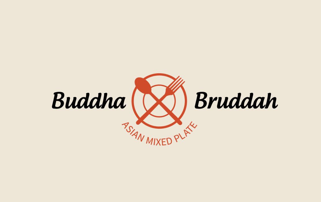 Buddha Bruddah Logo