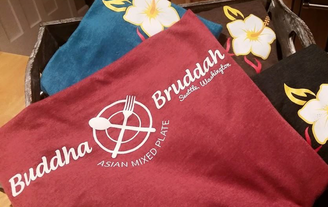 Buddha Bruddah Shirts