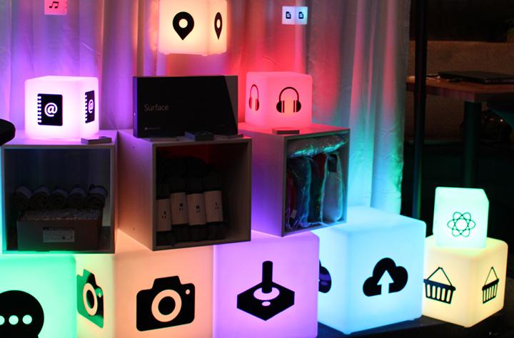 LED App Booth Thumbnail