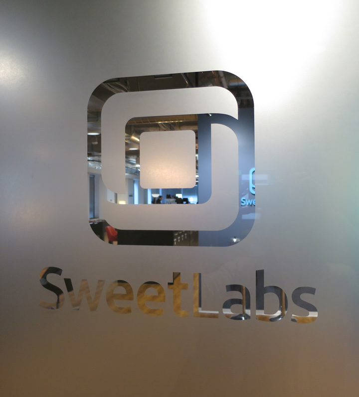 Seattle Office Design Door