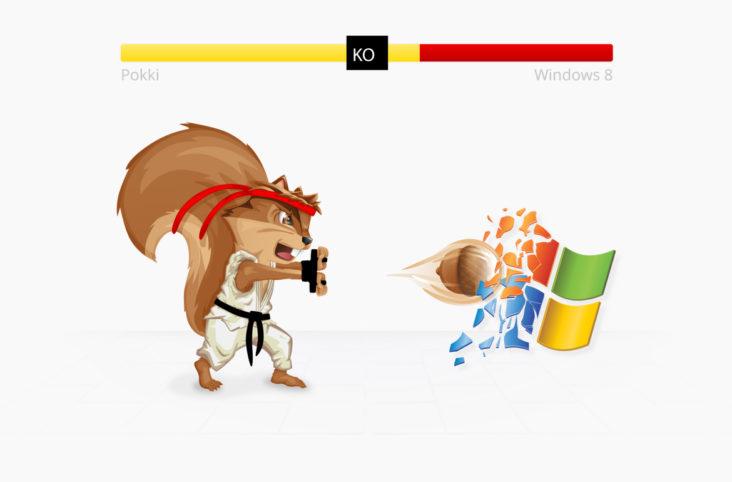 Squirrel Mascot Ryu